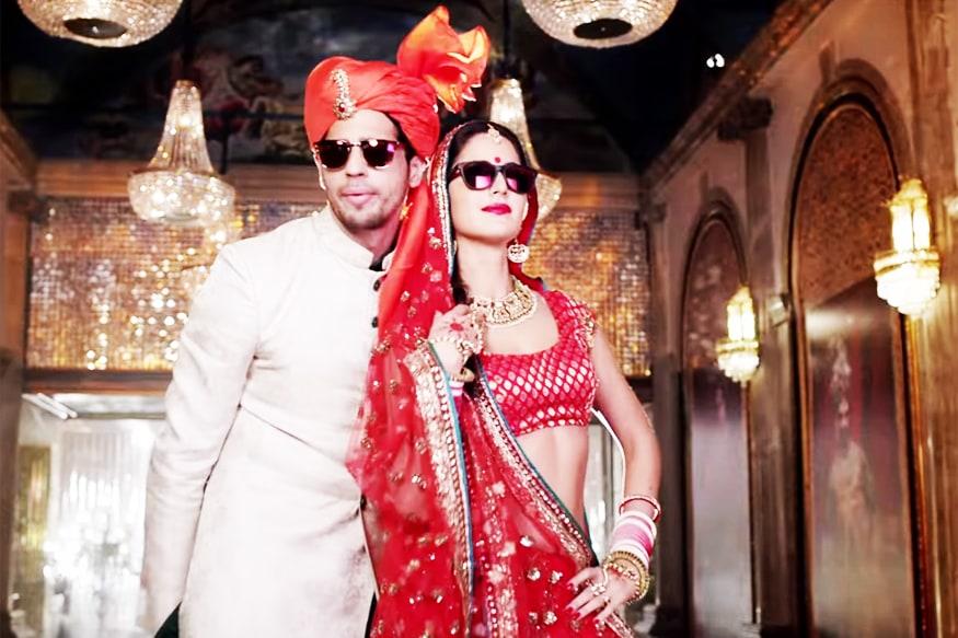 Katrina Kaif Sidharth Malhotra S Kala Chashma Will Instantly Put You