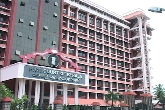 File photo of Kerala High Court.