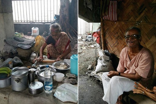 This Post on an Elderly Couple Selling Food on Kolkata Streets Has Gone Viral For All the Right Reasons