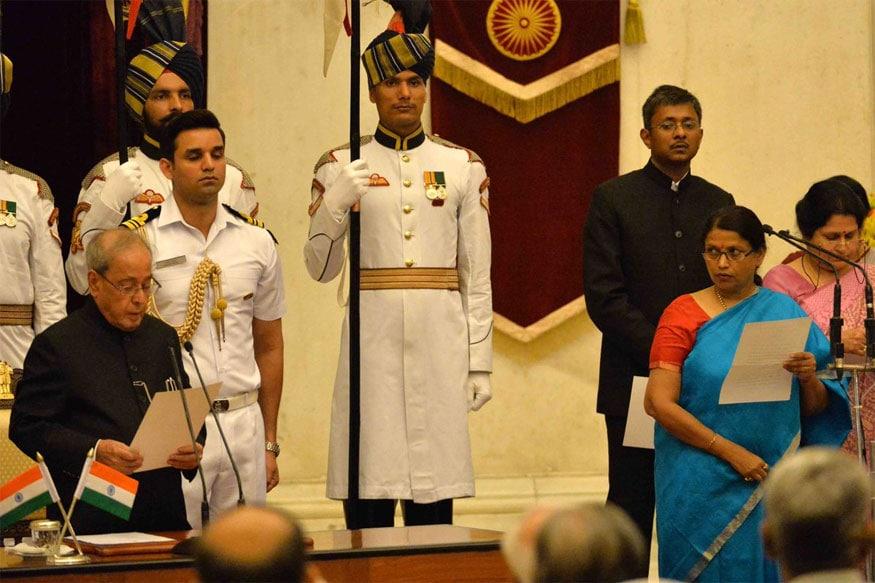 First Time BJP MP Krishna Raj Gets a Berth in Modi Cabinet