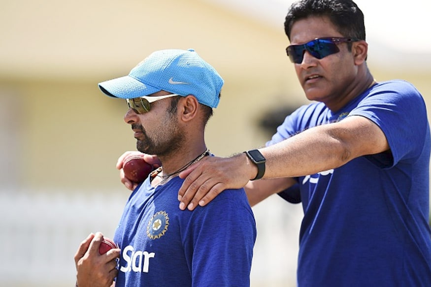 Appointing Anil Kumble As Team India Coach Is a Great Move: Courtney Walsh