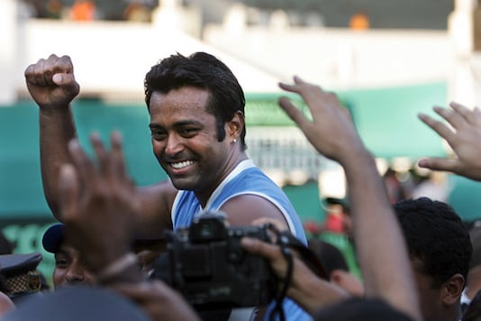 File photo of Leander Paes. (Getty Images)