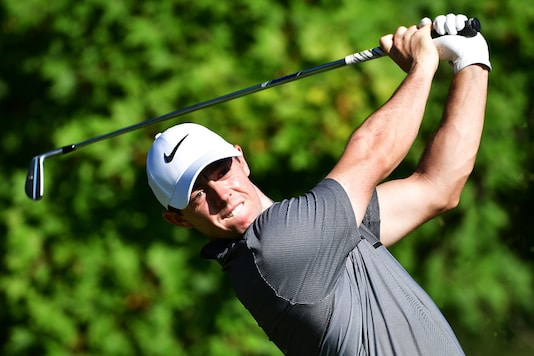 Rory McIlroy. (Getty Images)