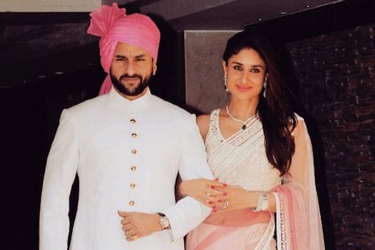 File photo of Kareena Kapoor and Saif Ali Khan.