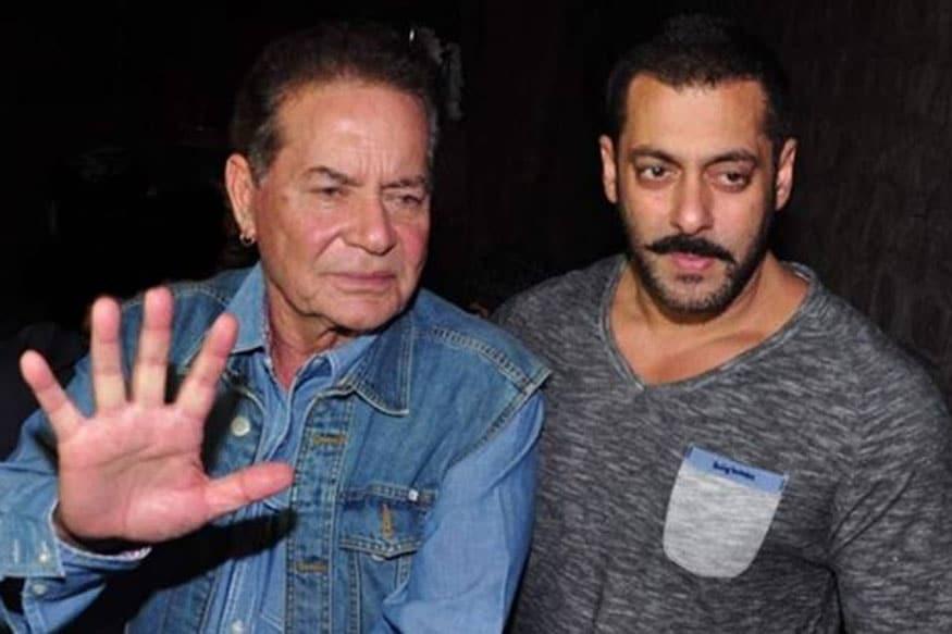 Salman Khan Reveals Father Salim Never Trusted Actors' Scripts