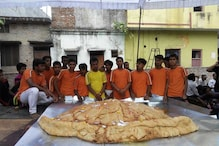 Behold! We Now Have the World's Largest Samosa And it Weighs 332 Kilos
