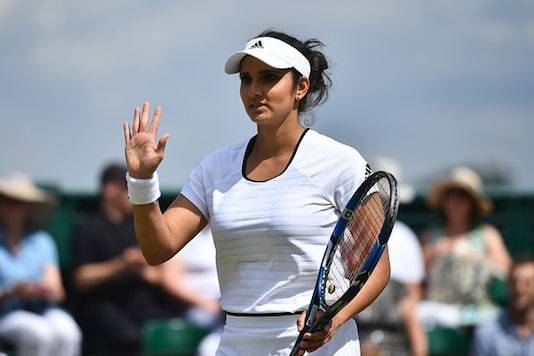 File photo of Sania Mirza.  (Getty Images)