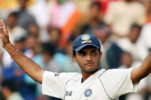 File image of Sourav Ganguly.  (Photo Credit: AFP)