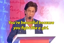 SRK Wrote a Poem About Women Empowerment and It's Beautiful