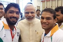 PM Modi's Gesture Overwhelms India's Olympic Contingent