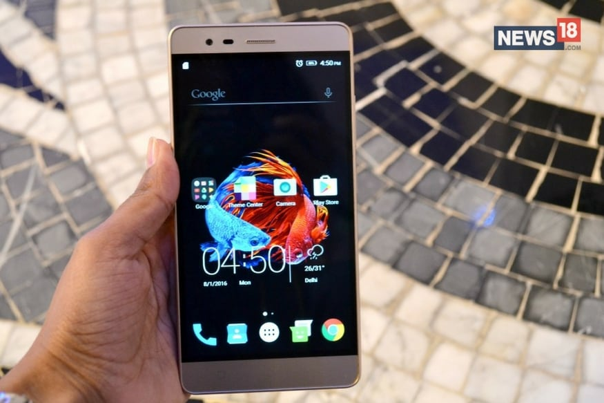 First Impressions Review: Lenovo Vibe K5 Note - News18
