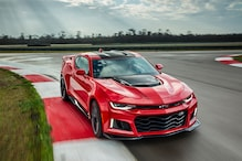 The 2017 Chevrolet Camaro ZL1 Could Beat Ford Shelby Mustang GT350