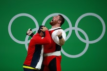 Rio 2016: Security Called After Iran's Protest Over Georgian Lifter's Gold