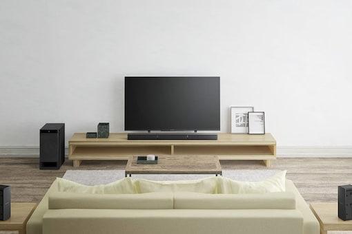 Sony HT-RT3 Soundbar Home Theater System. (Image: Sony India)
