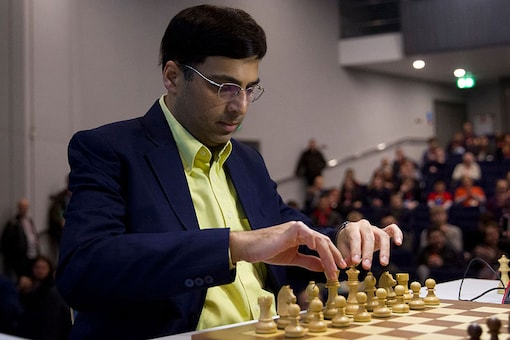 File photo of Viswanathan Anand. (Getty Images)
