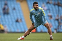 Manchester City's Sergio Aguero Charged With Violent Conduct