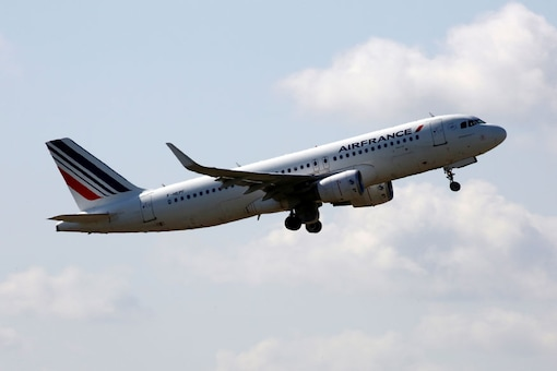 File photo of an Air France flight. (Reuters)