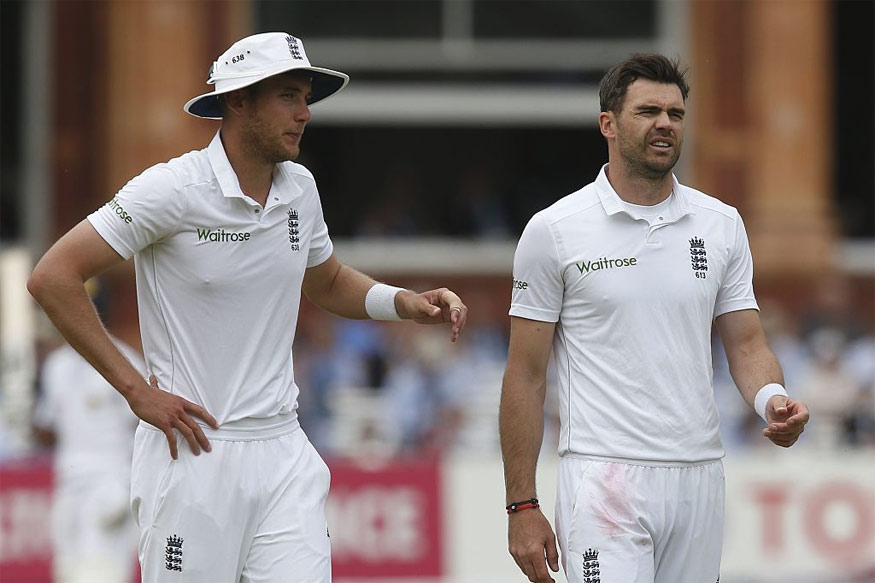 England vs West Indies: James Anderson Hoping to Partner Stuart Broad in Search of Series Win