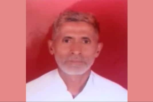 Mohammad Akhlaq (in pic) was dragged out of his home and killed by a mob of at least 100 people. (Picture courtesy: Twitter)