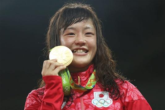 Eri Tosaka. (Getty Images)