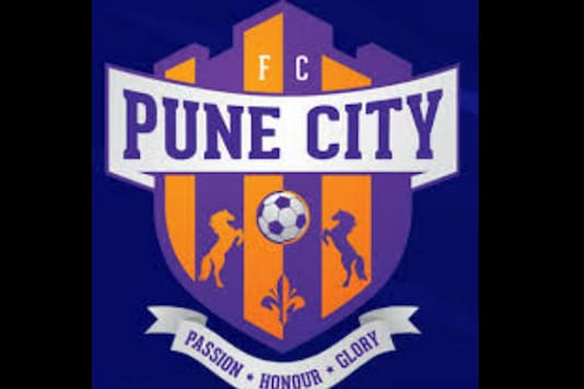 A file photo of FC Pune City's team logo. (Photo Credit: ISL)