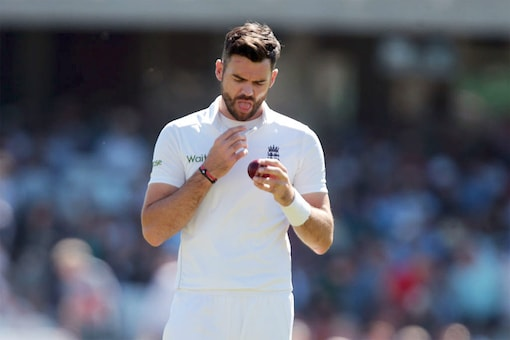File image of James Anderson. (Getty Images)