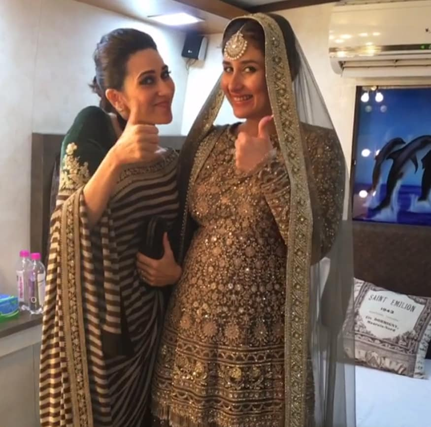 kareenakarisma kapoors latest photo will remind you of