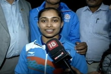 Dipa Karmakar Returns Home From Rio, Says Can't Wait to Eat a Rasgulla