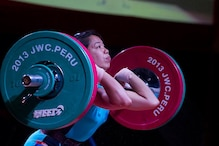 National Weightlifting Championships: Rio Olympian Mirabai Chanu Bags Gold