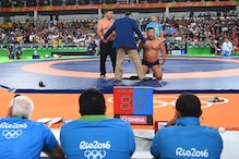 Rio 2016: Mongolian Wrestling Coaches Strip Off Clothes in Protest