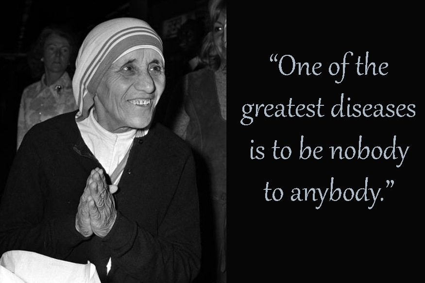 10 Of Mother Teresas Most Inspiring Quotes That Will Change The Way