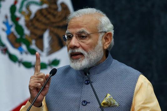 File photo of Prime Minister Narendra Modi. (Reuters)