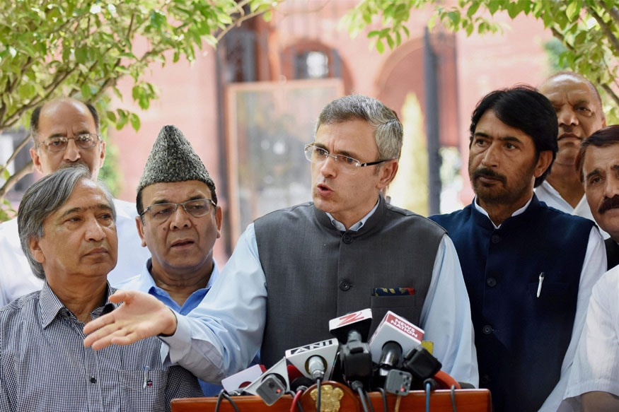 Tinkering With Article 35-A Will Reopen Debate on J&K's Accession With India: Omar Abdullah