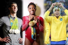 Phelps's Gold Rush, Brazil's Maiden Glory: Memorable Moments of Rio Games