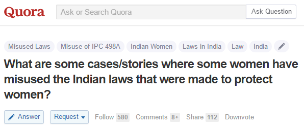 c510beebc0 Indian Men on Quora Have Some Weird Questions About Women - News18
