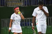 Rio 2016: Sania Mirza-Rohan Bopanna One Win From Medal