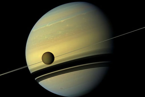 Saturn moon  - Enceladus. Representative Image. (Image: Reuters)