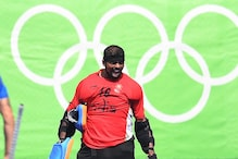 Rio 2016: As Goalkeeper It's My Job to 'Give Life' to the Team, Says PR Sreejesh