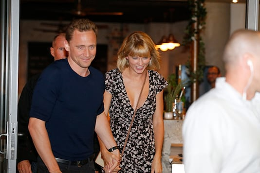 Taylor Swift- Tom Hiddleston to Make Red Carpet Debut as Couple at Emmys 2016