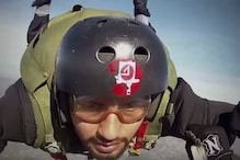 Watch: India's Paratroopers Undergo Intense Training To Perform Warfare Roles