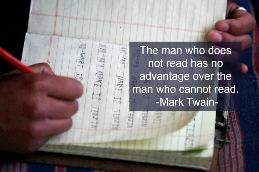 International Literacy Day 2016 : 10 Quotes That Highlight