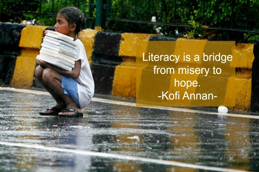 International Literacy Day 2016 10 Quotes That Highlight The