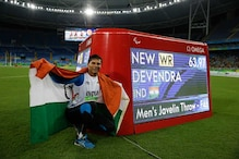 Rio Paralympics 2016: Javelin Thrower Devendra Jhajharia Wins Gold