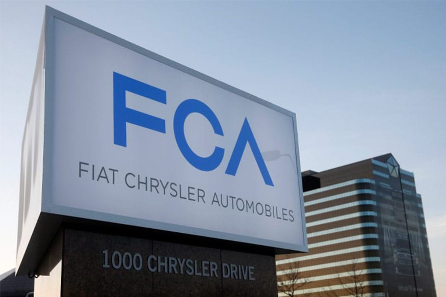 Fiat-Chrsyler Logo. For representative purposes only. (Image: Reuters)