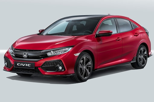 The all-new tenth-generation Honda Civic. (Photo: AFP Relaxnews)