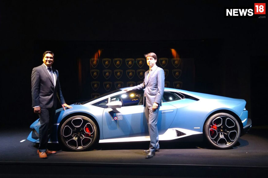 Lamborghini Huracan Avio Launched At Rs 3 71 Crore The Closest To A
