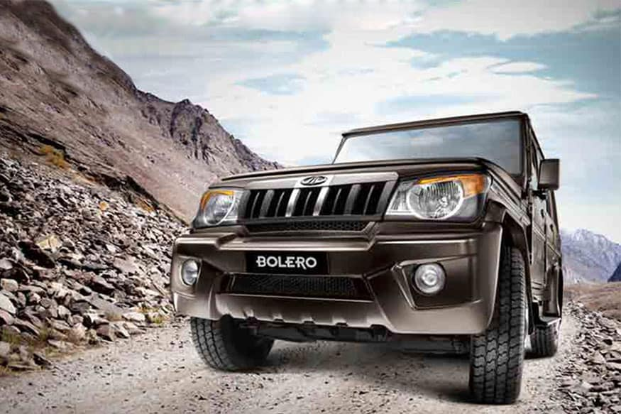Mahinda Bolero Power+. (Photo Courtesy: Mahindra)