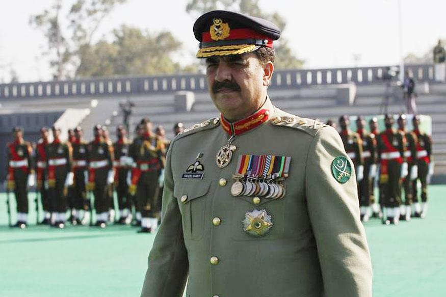 Pakistan Army Chief Raheel Sharif to be Promoted to Field