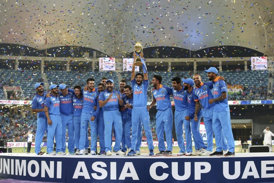 asia cup a look at the champions from 1984 to 2018