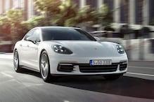 Porsche Panamera Goes Electric As the 4 E-Hybrid